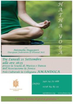 volantino yoga_Associazione La Fenice